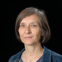 Dieses Bild zeigt  Silvia Follmer