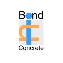 Logo Bond in Concrete